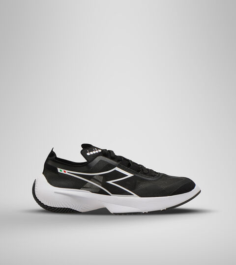 Sports shoe -Unisex URBAN EQUIPE BLACK - Diadora