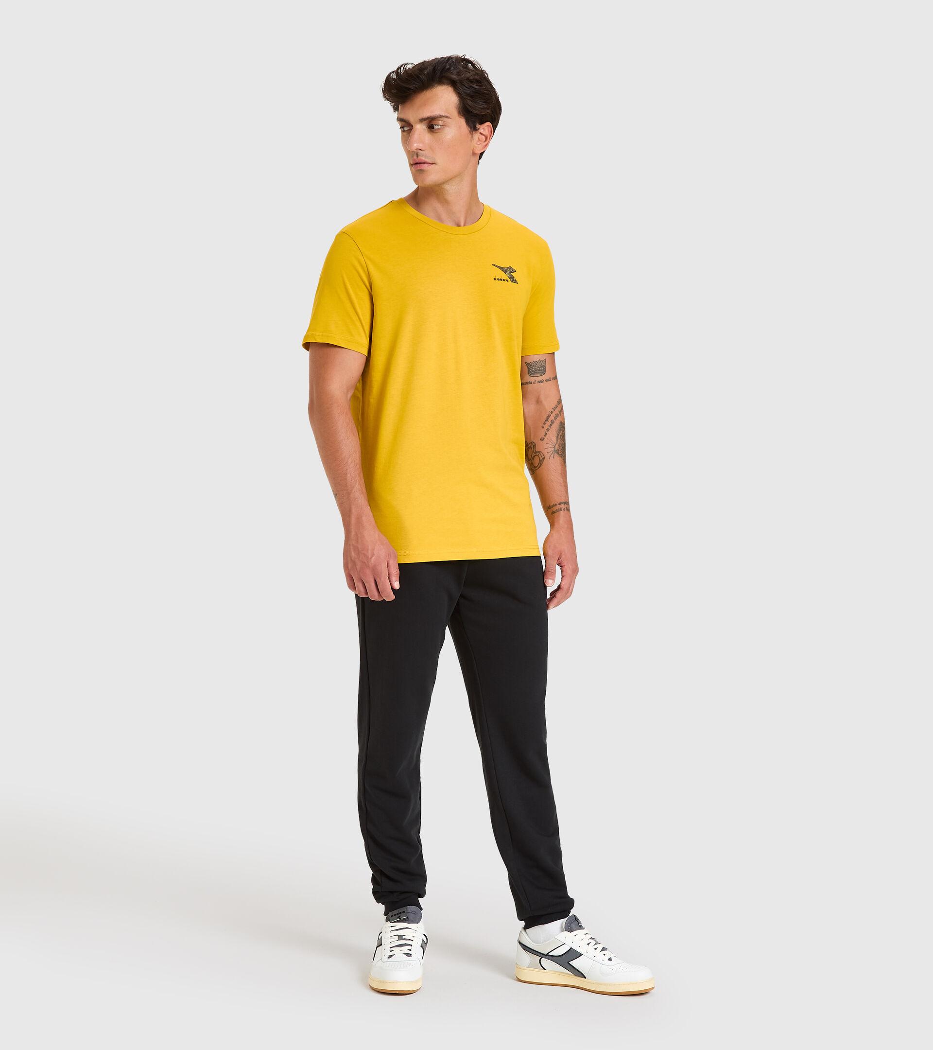 T-shirt - Men T-SHIRT SS CHROMIA TAWNY OLIVE - Diadora