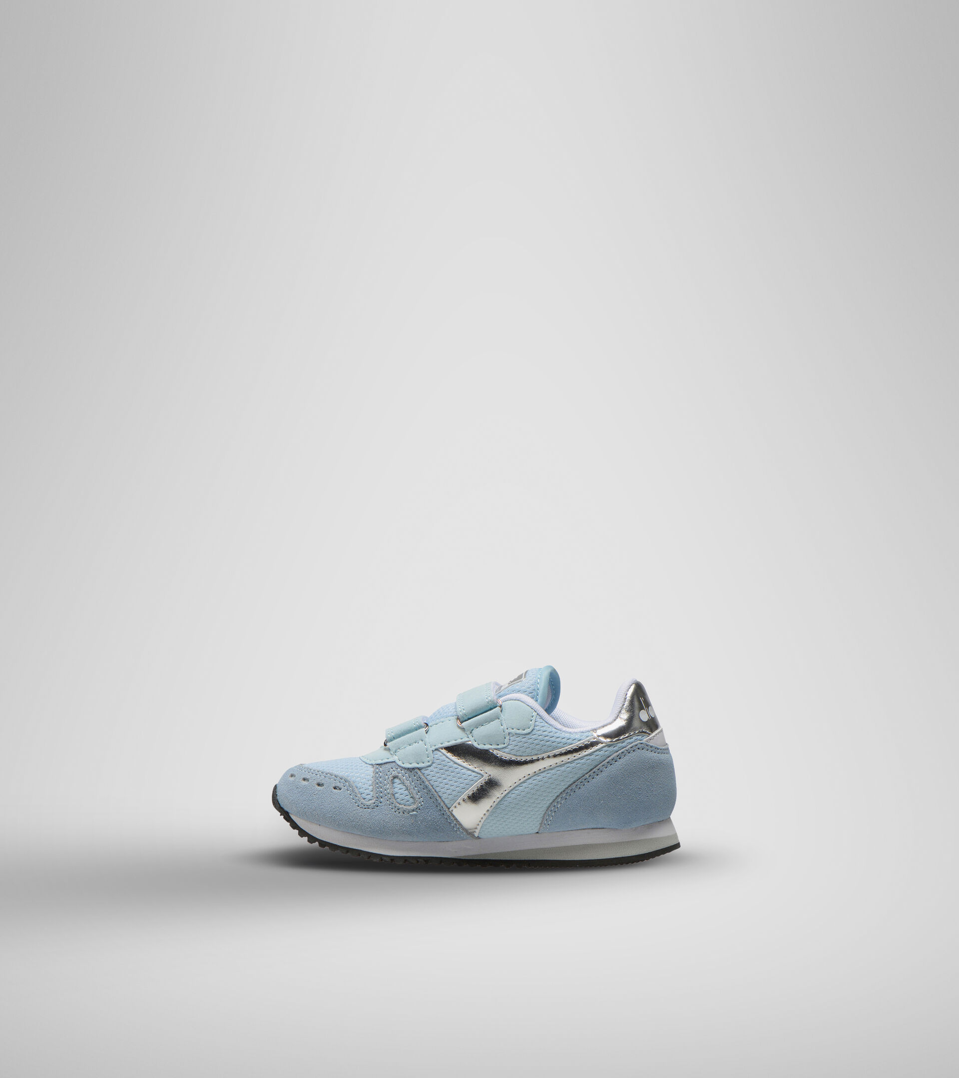 Footwear Sport BAMBINO SIMPLE RUN PS GIRL AZUL LUZ DE LA ESTRELLAS Diadora