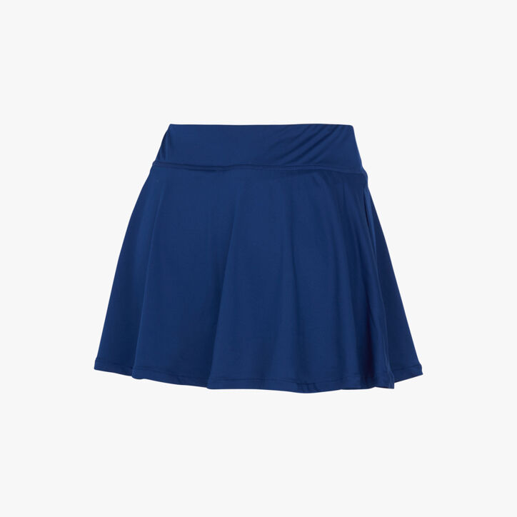 L. SKIRT COURT, SALTIRE NAVY, large