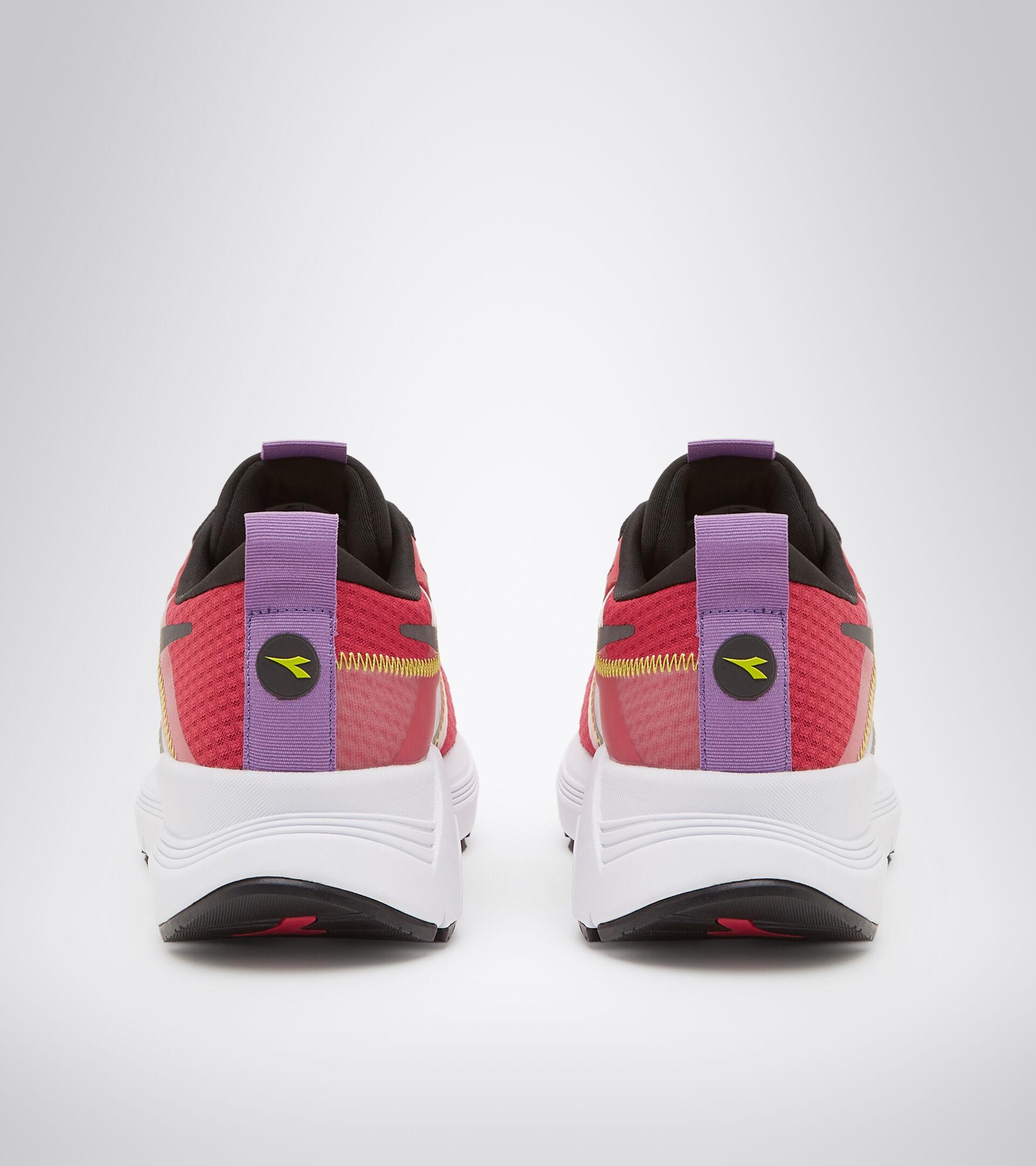 Footwear Sport DONNA MYTHOS BLUSHIELD ELITE TRX 2 W ROSA JAZZY/NERO/VLA CAMPANULA Diadora