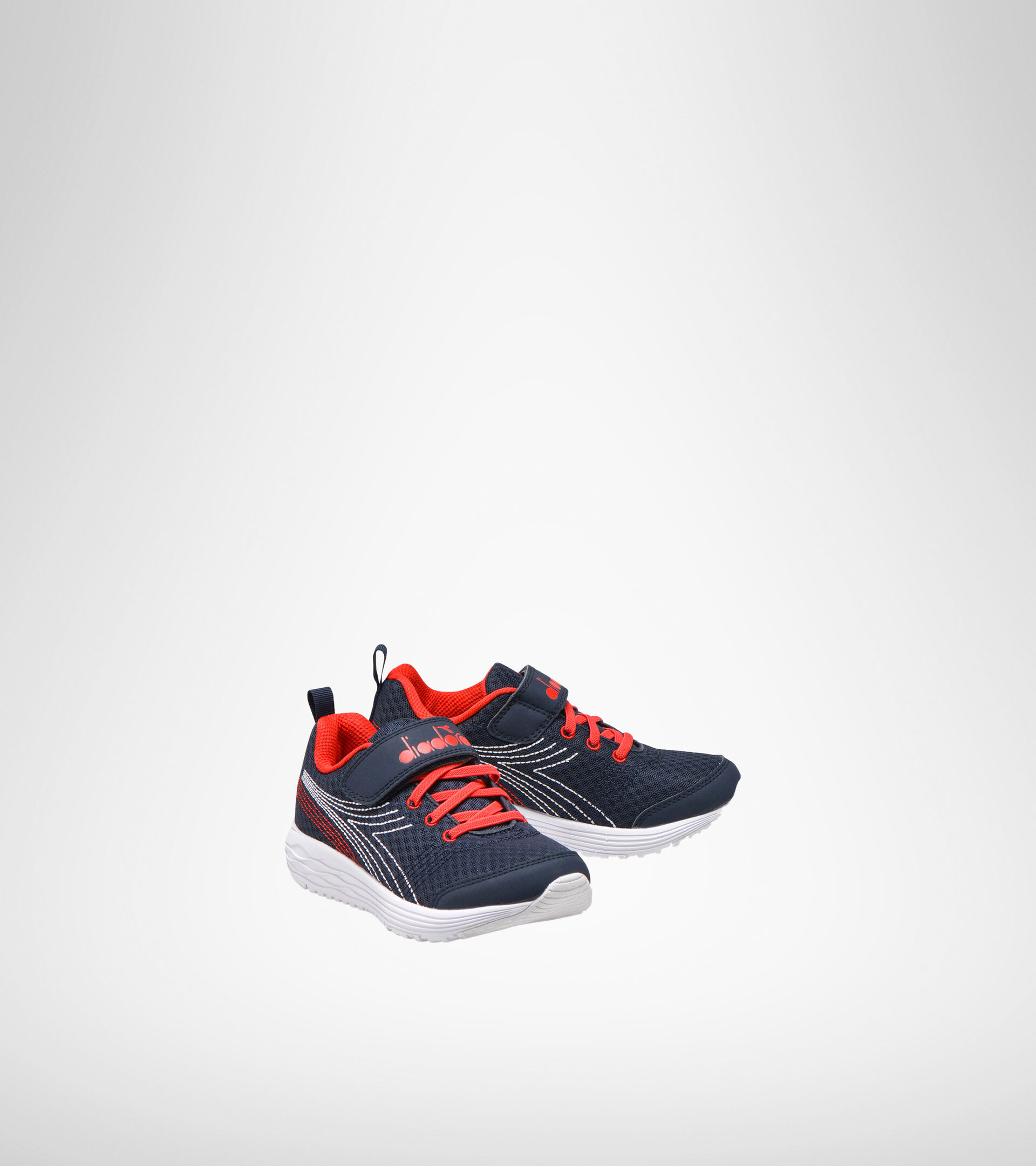 Footwear Sport BAMBINO FLAMINGO 6 JR CLASSIC NAVY/WHITE Diadora