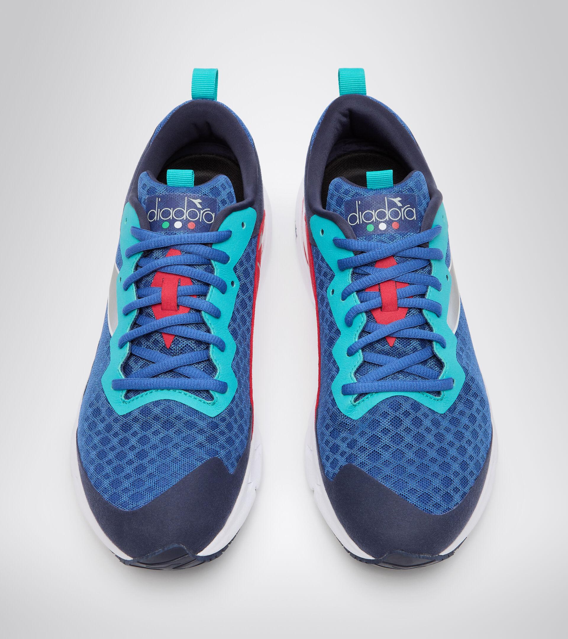 Footwear Sport UOMO MYTHOS BLUSHIELD VOLO AZUL FEDERAL/LIRIO NEGRO/PLATA Diadora