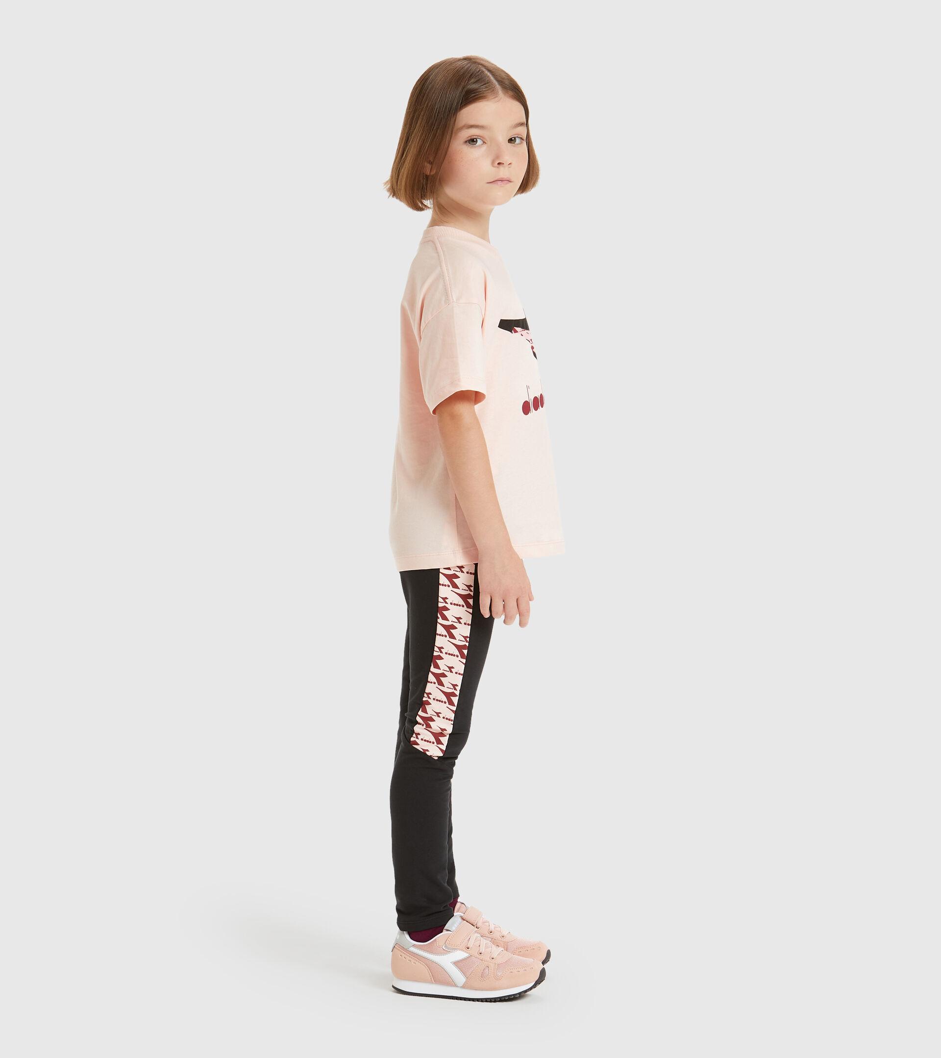 Pantalones deportivos - Niños JG.LEGGINGS TWINKLE NEGRO - Diadora