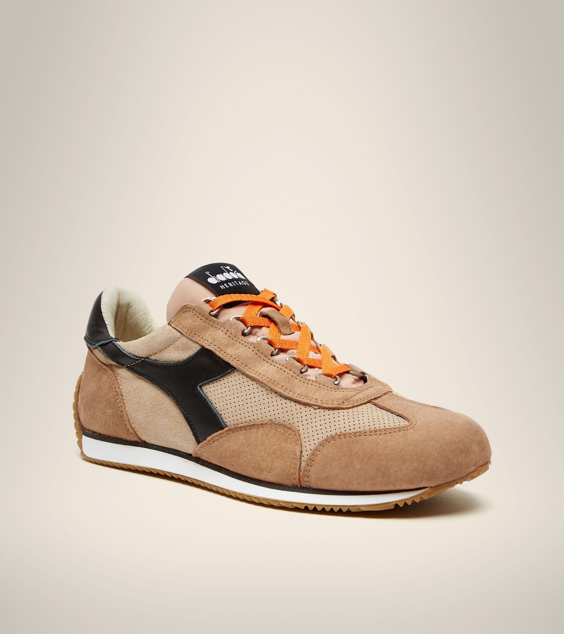 Heritage-Sneaker - Unisex  EQUIPE SUEDE SW DESERT MIST - Diadora