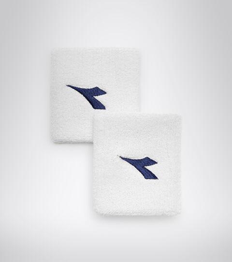 Accessories Sport UNISEX WRISTS BAND COURT OPTICAL WHITE Diadora
