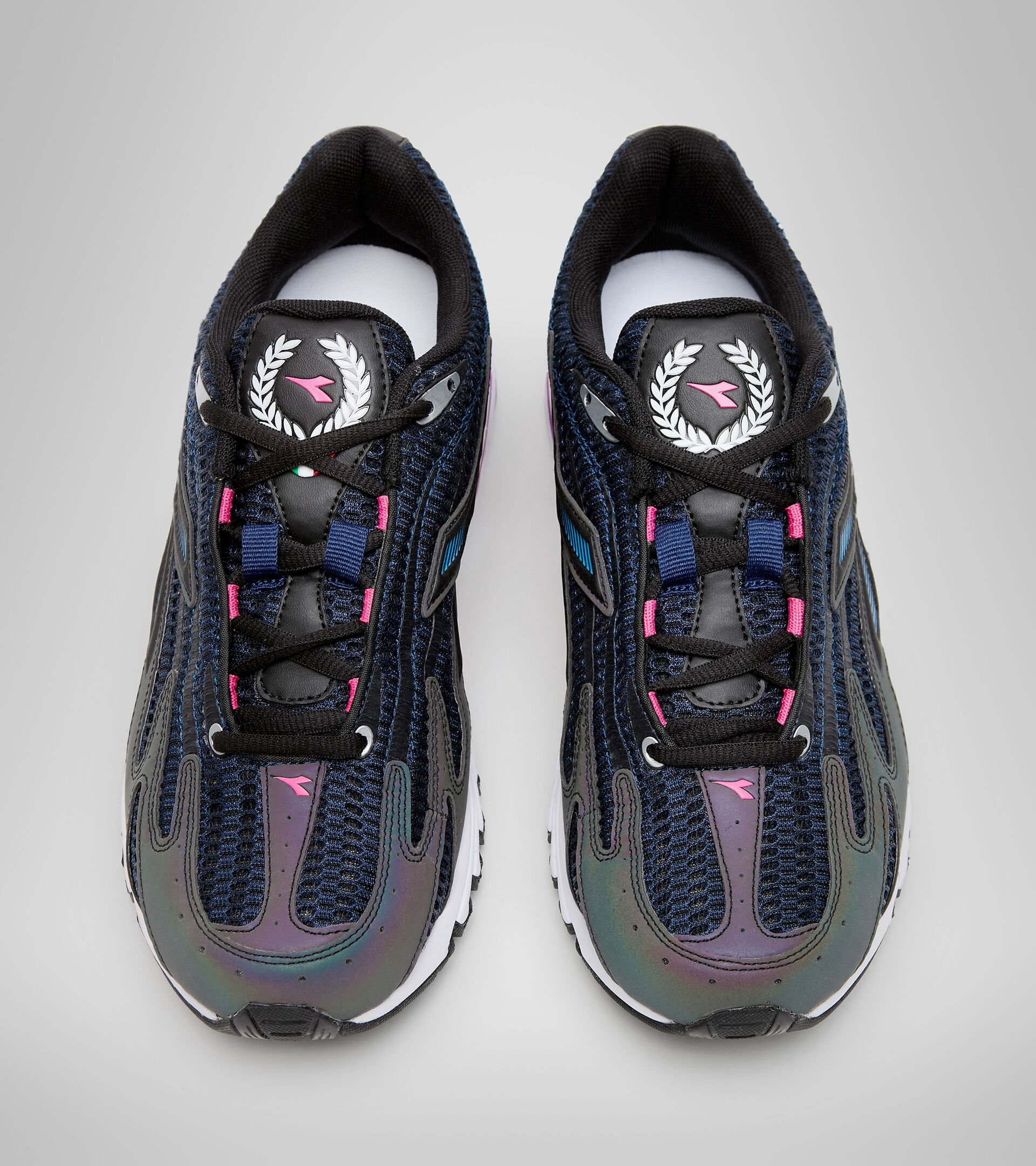 Footwear Sportswear UNISEX MYTHOS PROPULSION 280 SINTH BLU MAR CASPIO Diadora