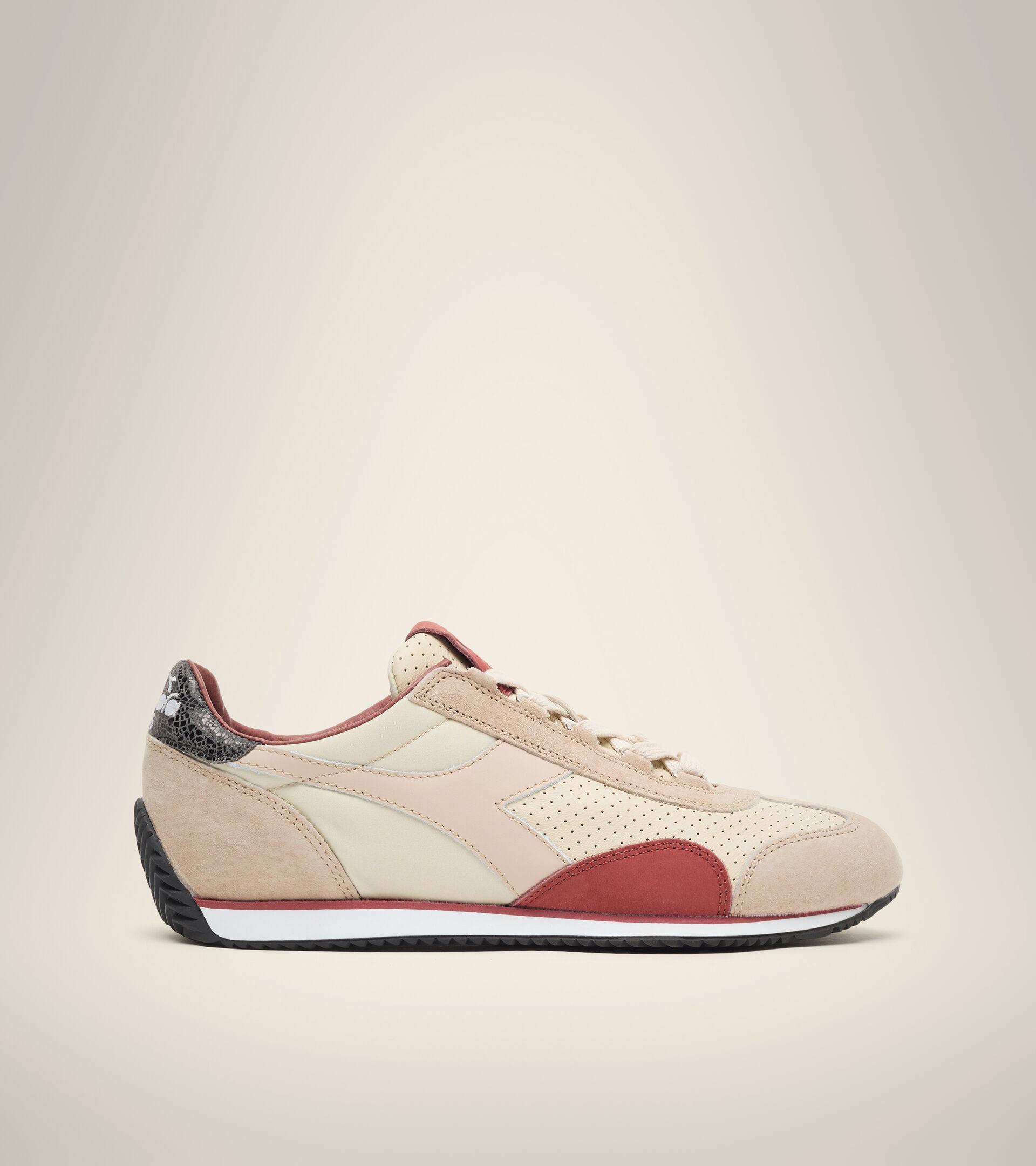 Footwear Heritage UOMO EQUIPE ITALIA BLANCA OSTRA Diadora