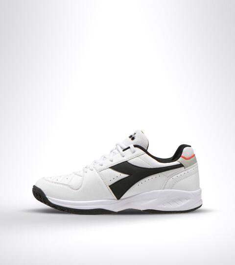 Chaussures de tennis - Homme VOLEE 4 BLANC/NOIR (C0351). - Diadora