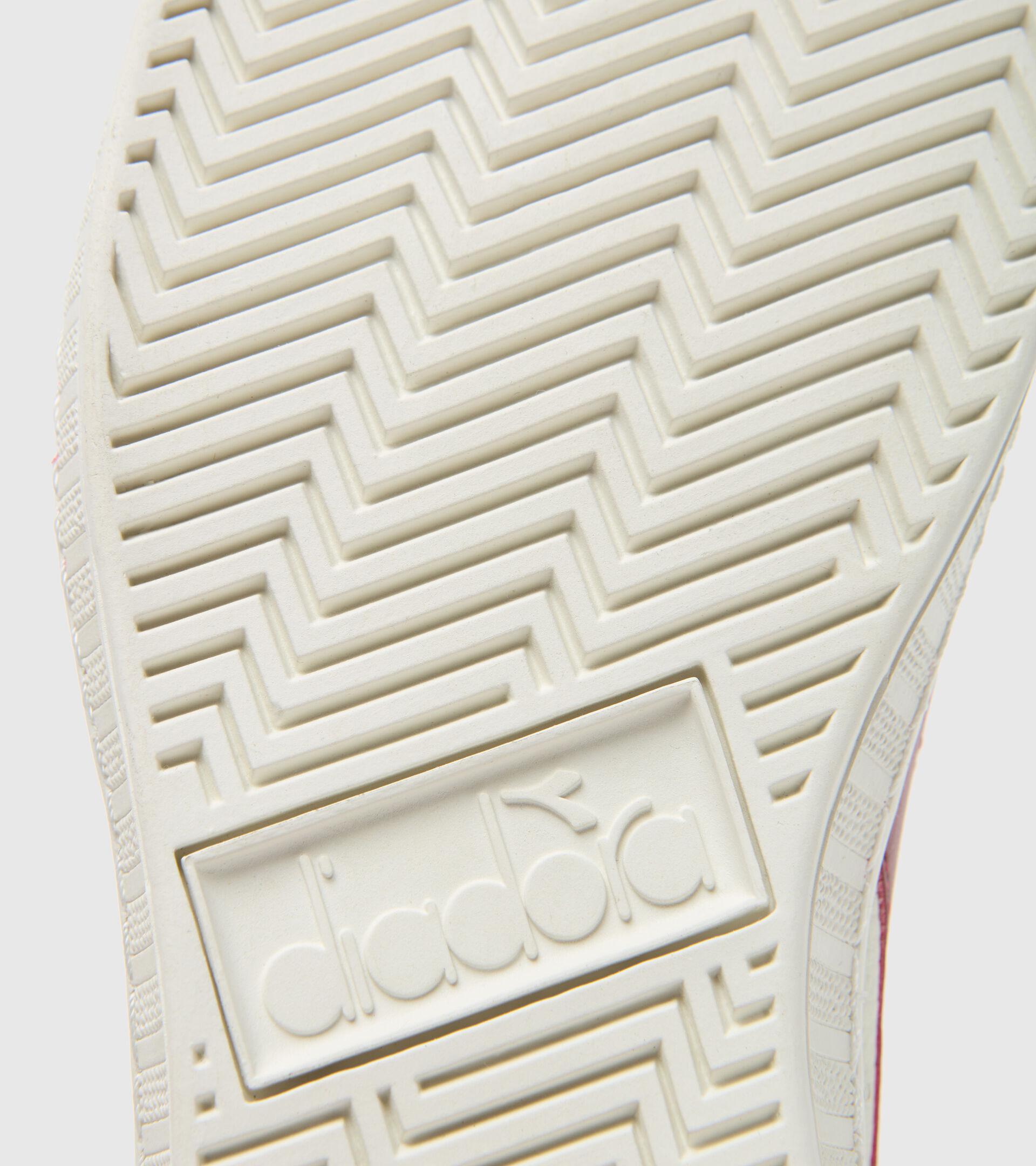 Footwear Sportswear UNISEX GAME L LOW VIOLA RABARBARO/MARRONE SOLE D Diadora