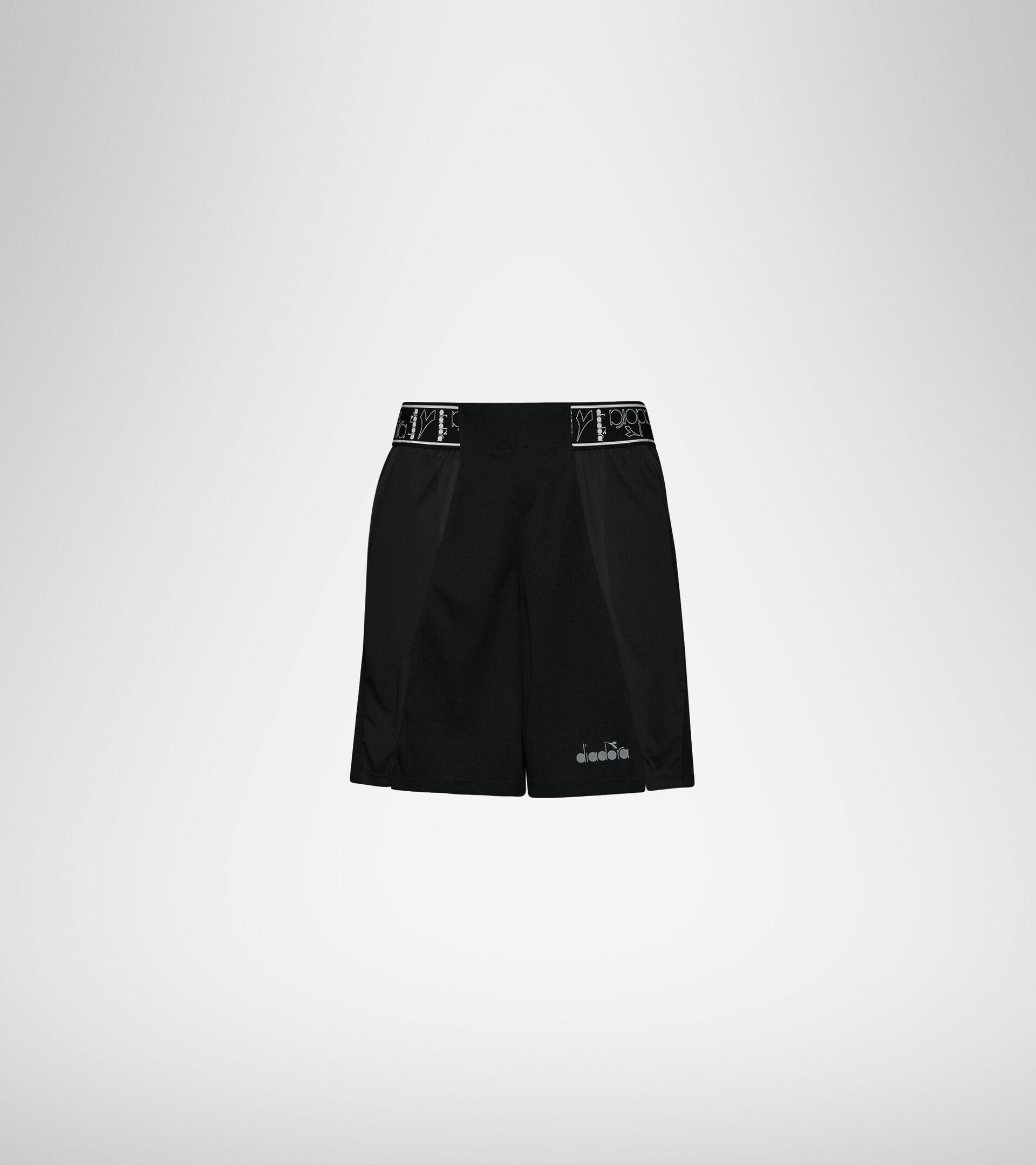 Running shorts - Men BERMUDA BE ONE BLACK - Diadora