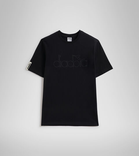 Camiseta - Unisex T-SHIRT SS DIADORA HD NEGRO - Diadora
