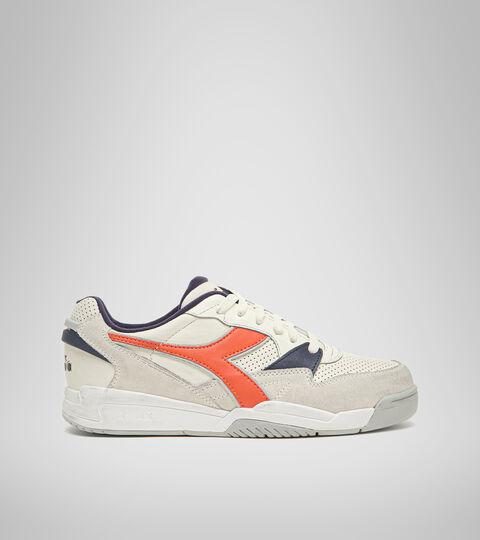 Footwear Sportswear UNISEX REBOUND ACE WAX MARSHMALLOW/RJO LIRIO ATIGRADO Diadora