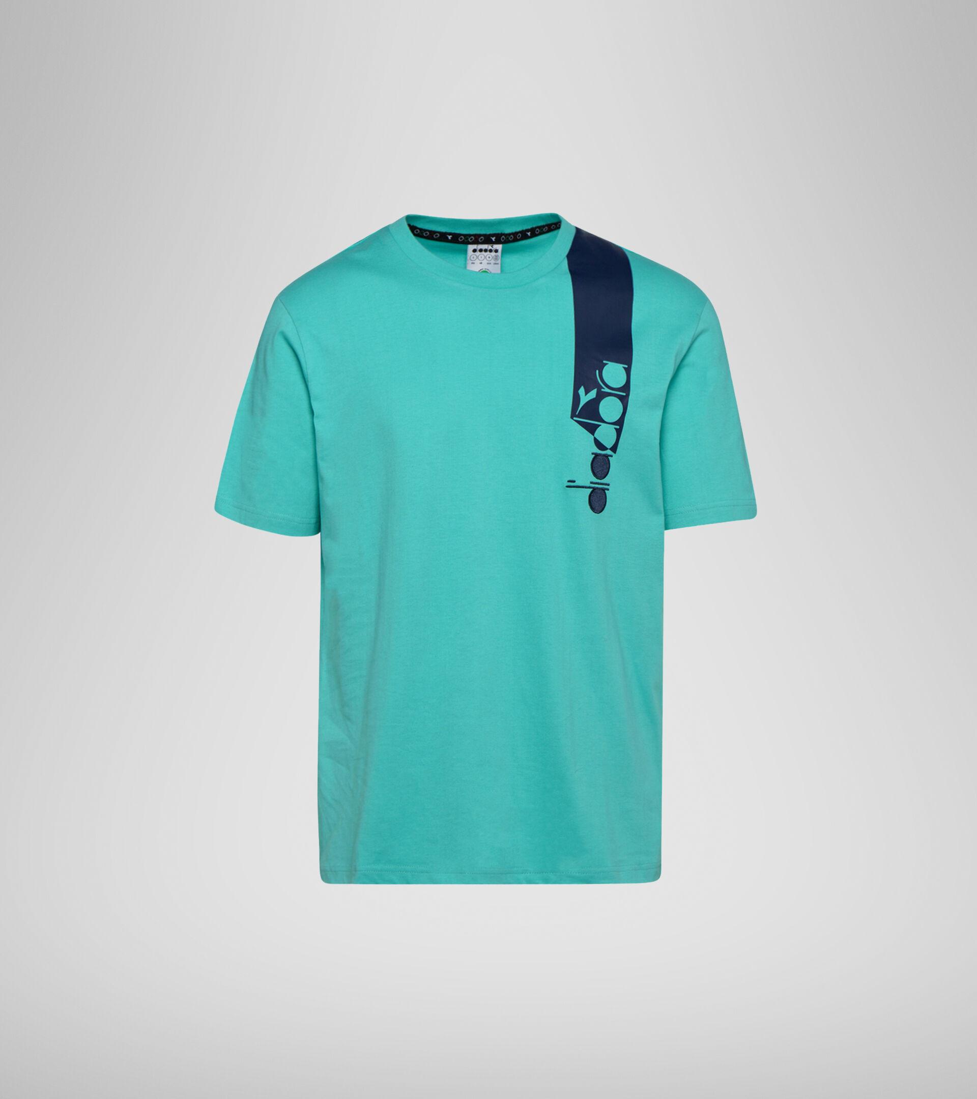Apparel Sportswear UOMO T-SHIRT SS ICON VERDE FLORIDA Diadora