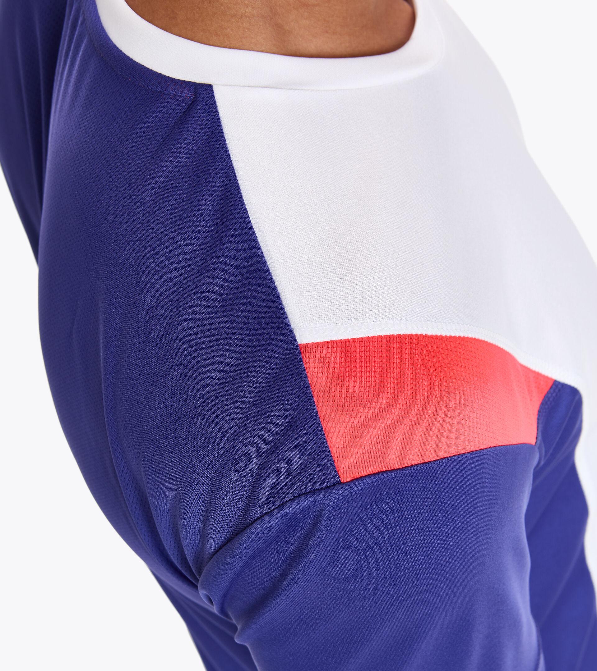 Camisetas de entrenamiento - Hombre  SS T-SHIRT RUN BLANCO VIVO - Diadora