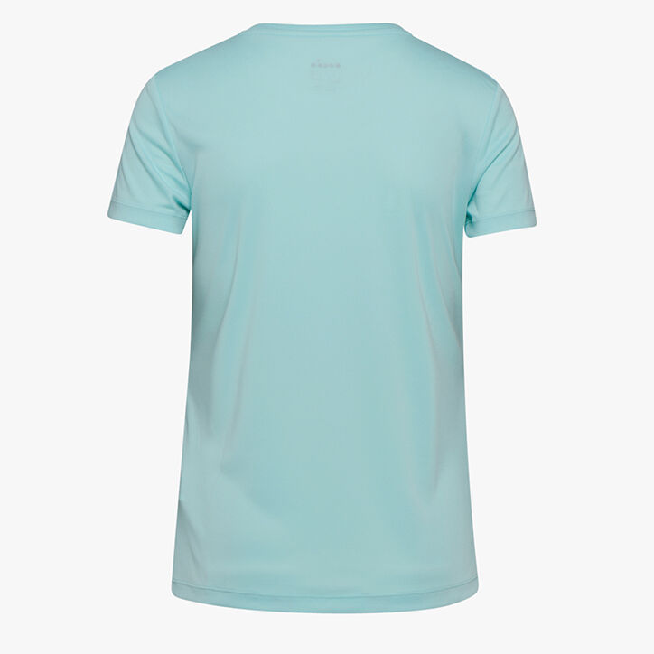 L. SS CORE TEE, TINT BLUE, large