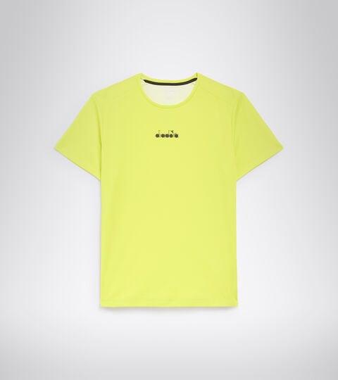 Camiseta de tenis - Hombre SS T-SHIRT EASY TENNIS MANANTIALES DE SULFURO - Diadora
