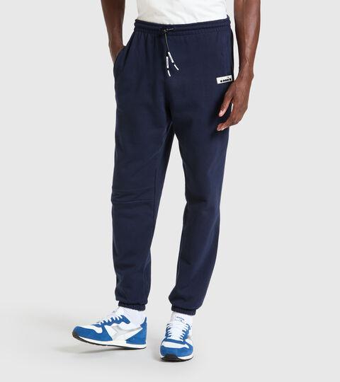 Pantalones deportivos - Unisex PANT SQUADRA AZUL CHAQUETON - Diadora