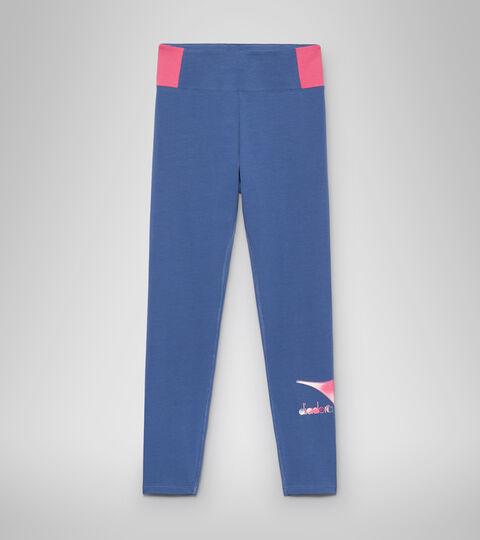 Pantalon de sport - Femme L.LEGGINGS LUSH BLU BIJOU - Diadora