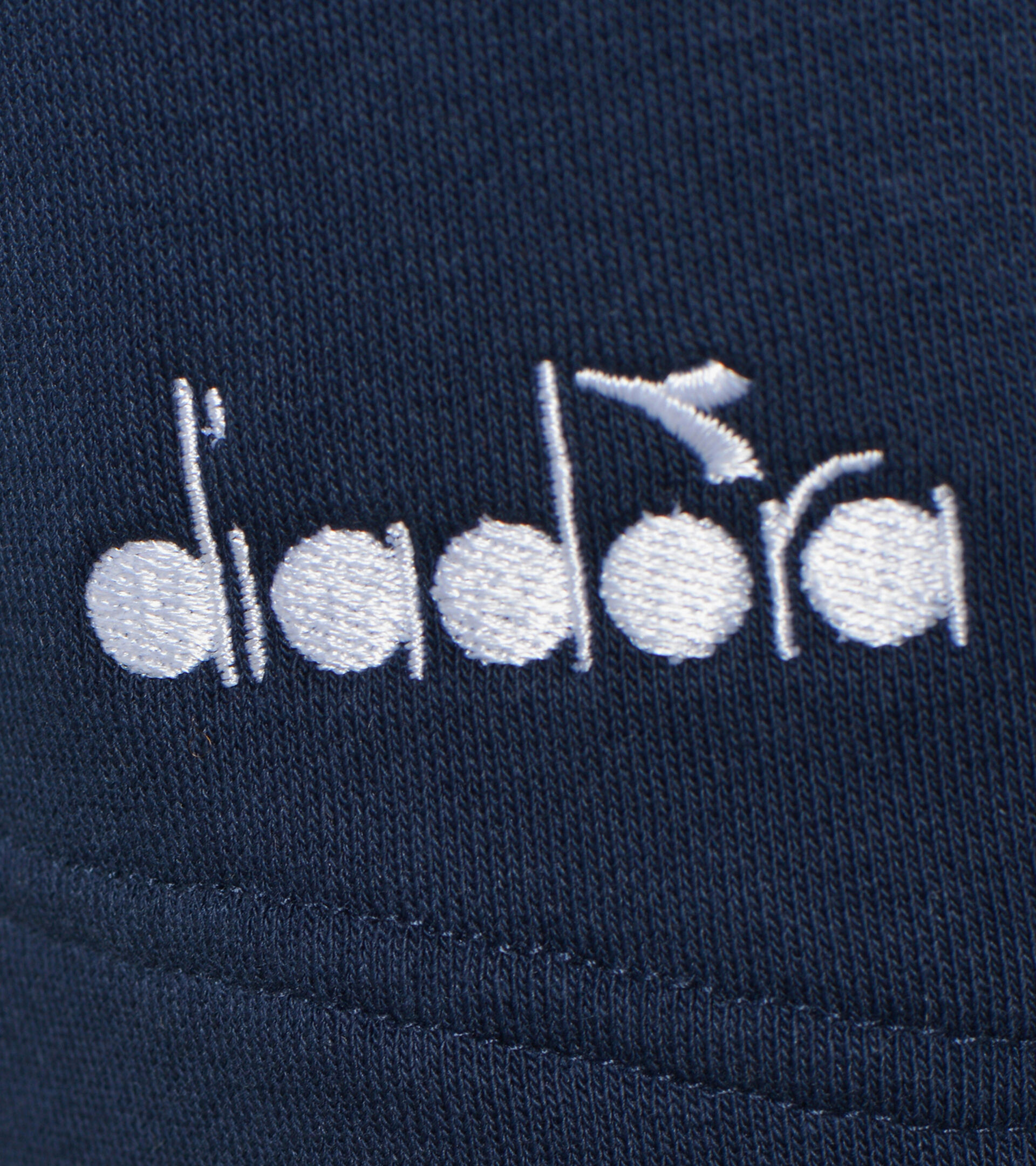 Apparel Sport BAMBINO JB. PANT CUFF DIADORA CLUB NEGRO IRIS Diadora