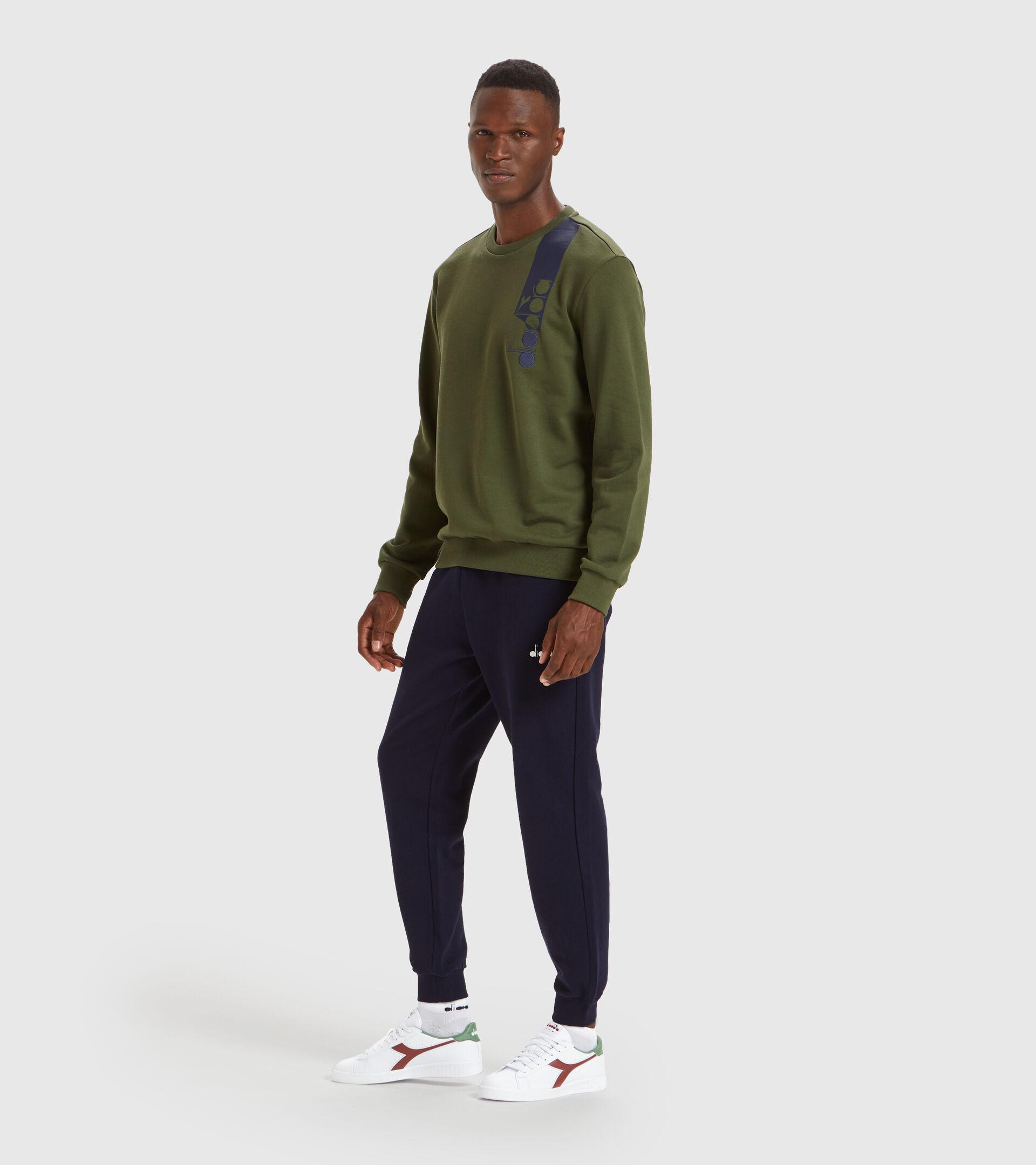 Apparel Sportswear UOMO PANT ICON BLU CLASSICO Diadora