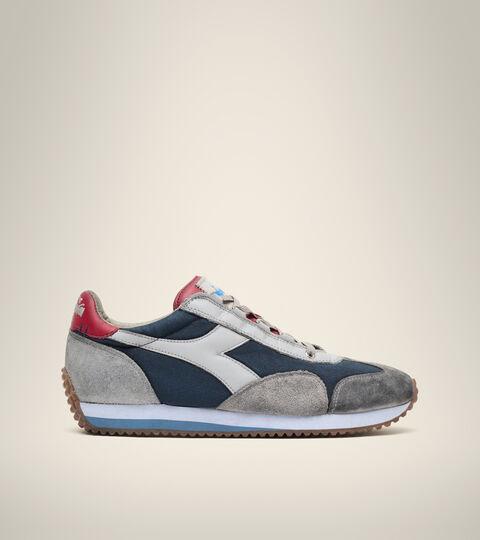 Footwear Heritage UNISEX EQUIPE H DIRTY STONE WASH EVO BERING SEA Diadora