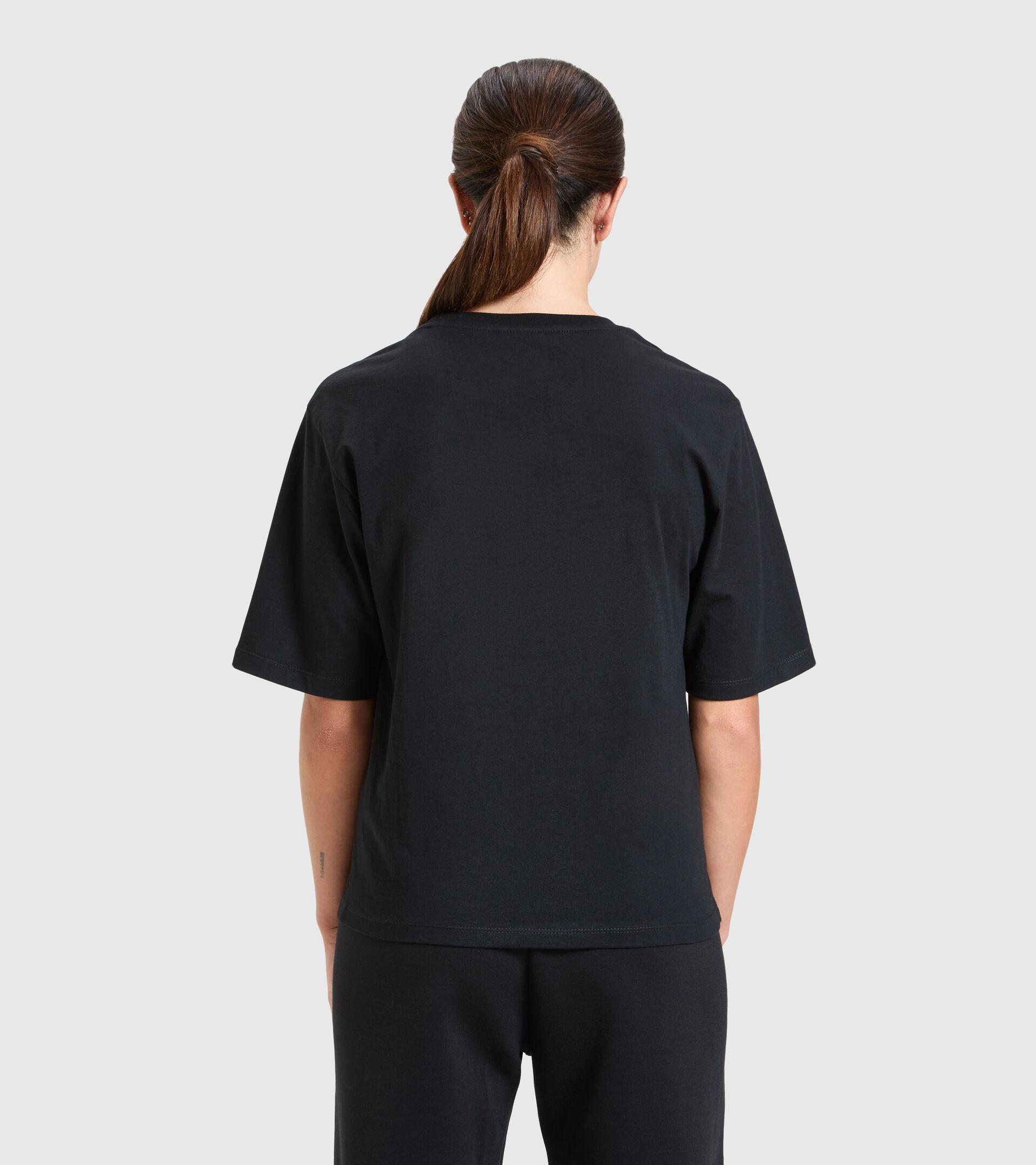 T-Shirt - Damen L. T-SHIRT SS URBANITY SCHWARZ - Diadora