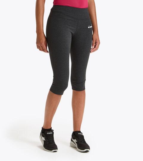 Training-Leggings - Damen L. 3/4 TIGHTS BE ONE GRIGIO MELANGE MEDIO - Diadora