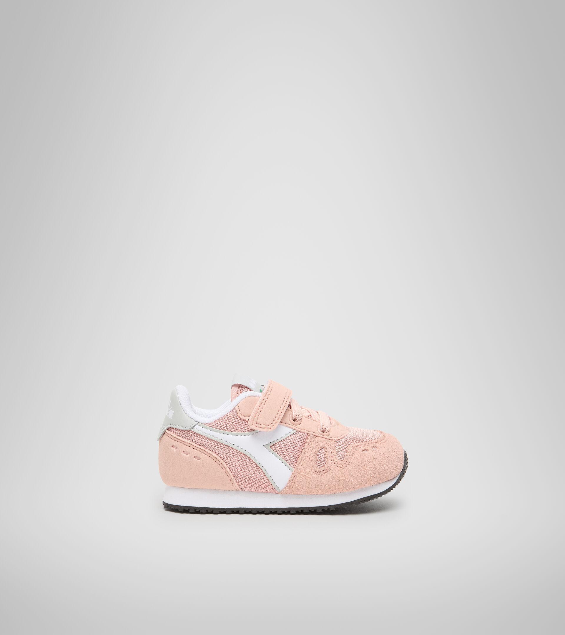 Footwear Sport BAMBINO SIMPLE RUN TD ROSA SABBIA Diadora