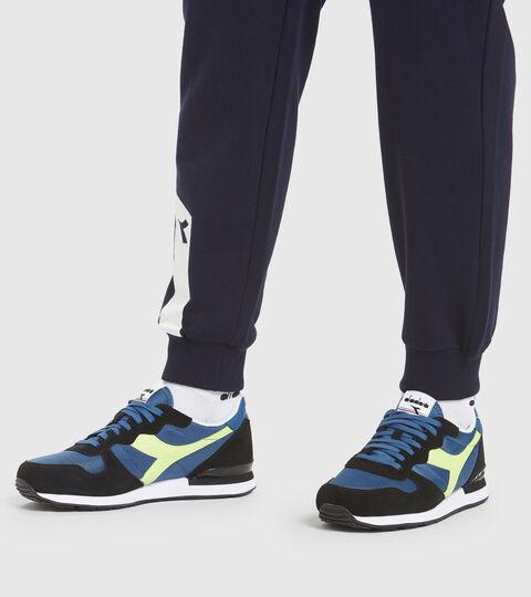 Footwear Sportswear UNISEX CAMARO BLU MEZZONOTTE/NERO Diadora