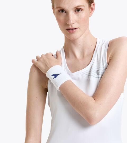 Wristband WRISTS BAND COURT OPTICAL WHITE - Diadora