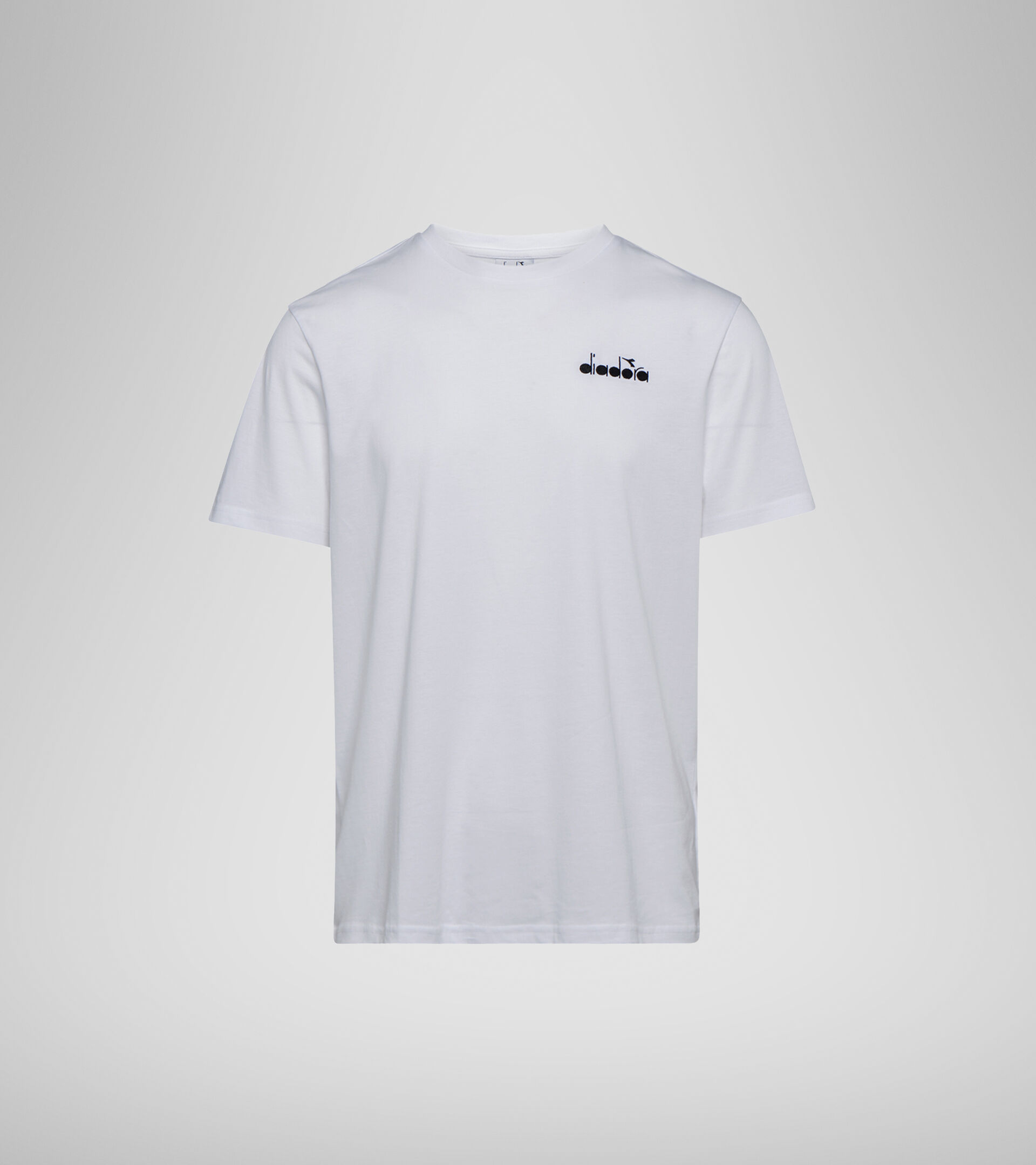 T-shirt - Men SS T-SHIRT CORE OC OPTICAL WHITE - Diadora