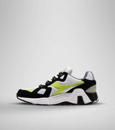 Footwear Sportswear UOMO MYTHOS SUEDE BIANCO/VERDE ACIDO Diadora