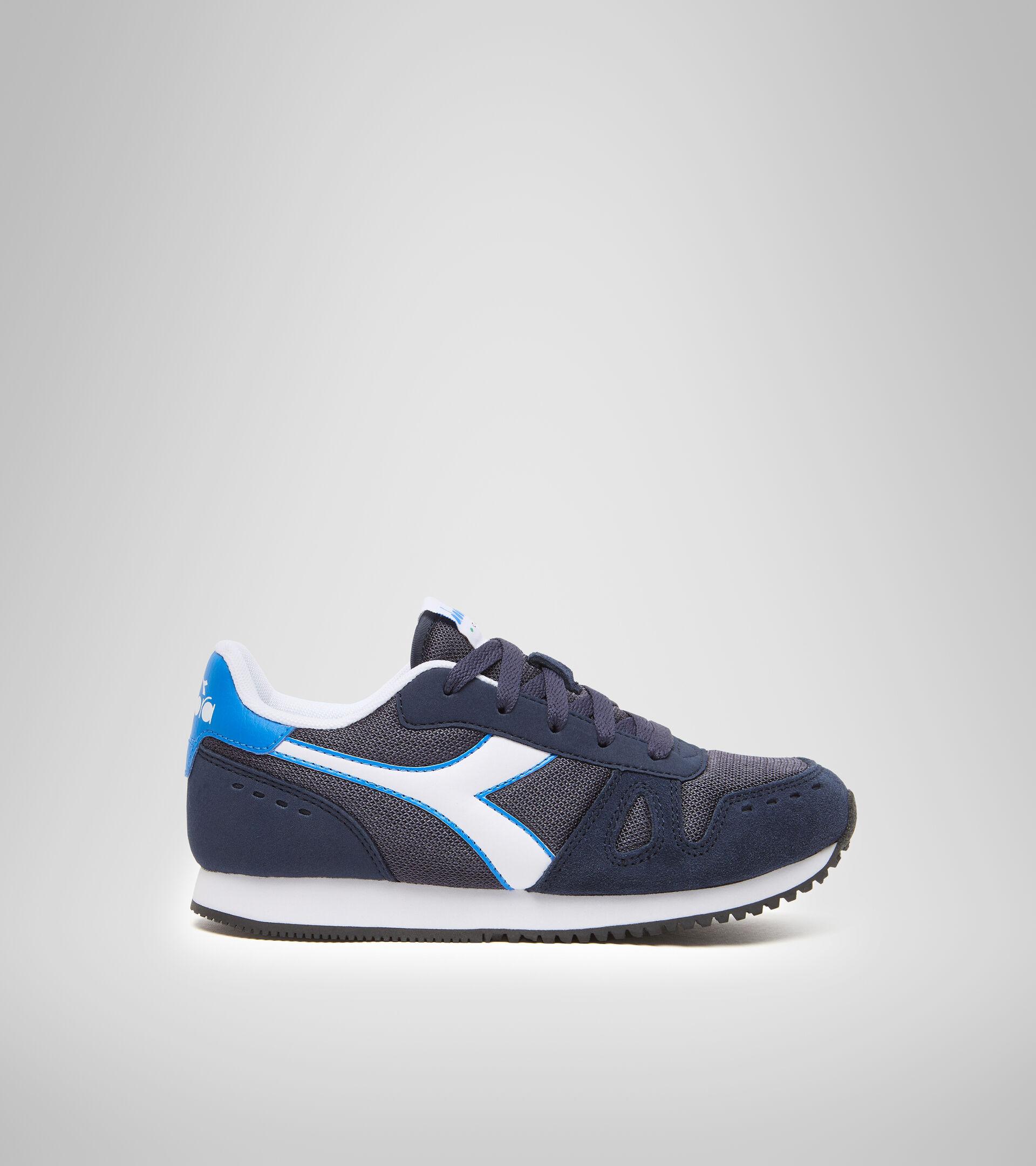 Footwear Sport BAMBINO SIMPLE RUN GS BLU CORSARO Diadora