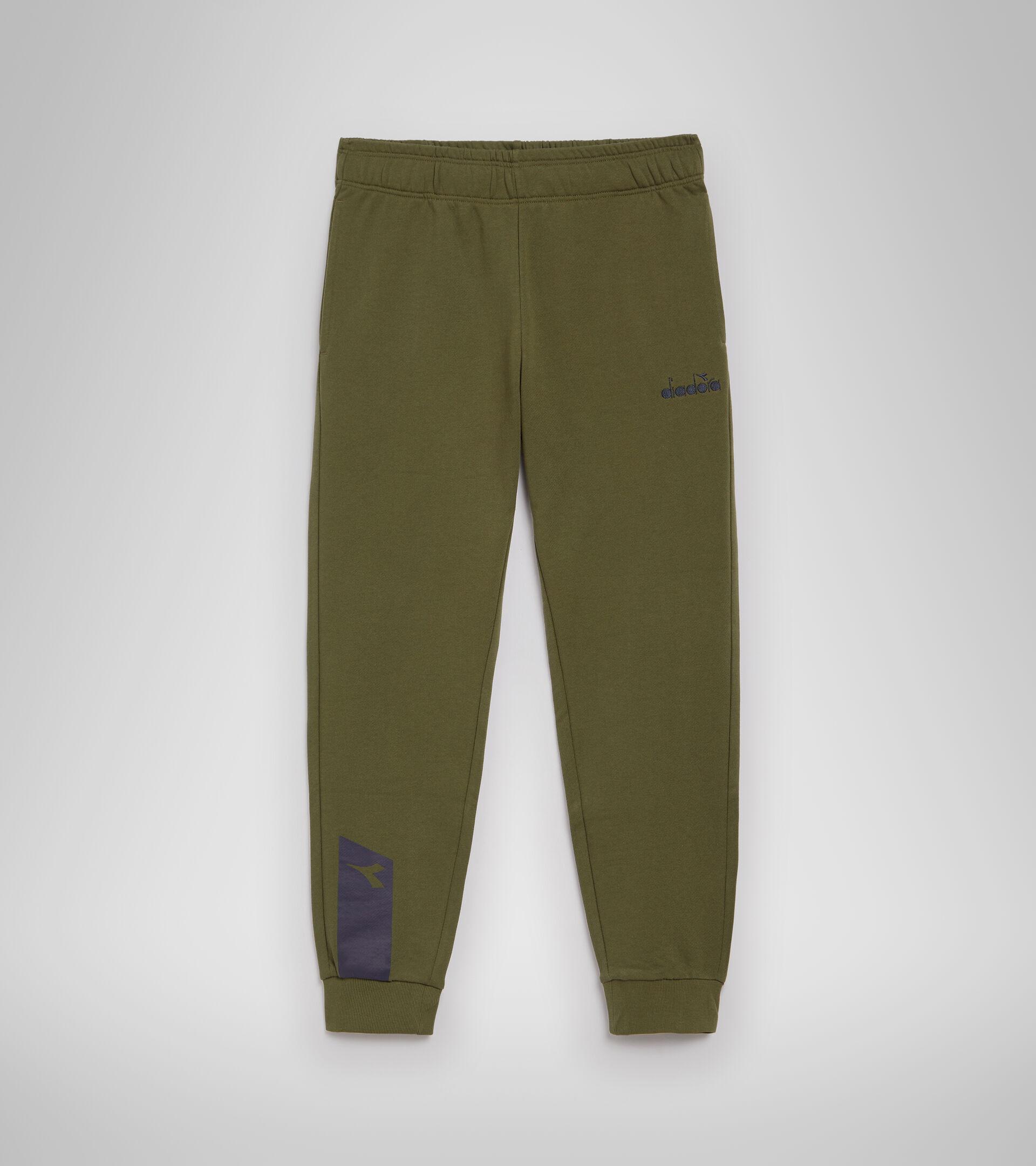 Apparel Sportswear UOMO PANT ICON VERDE CIPRESSO Diadora