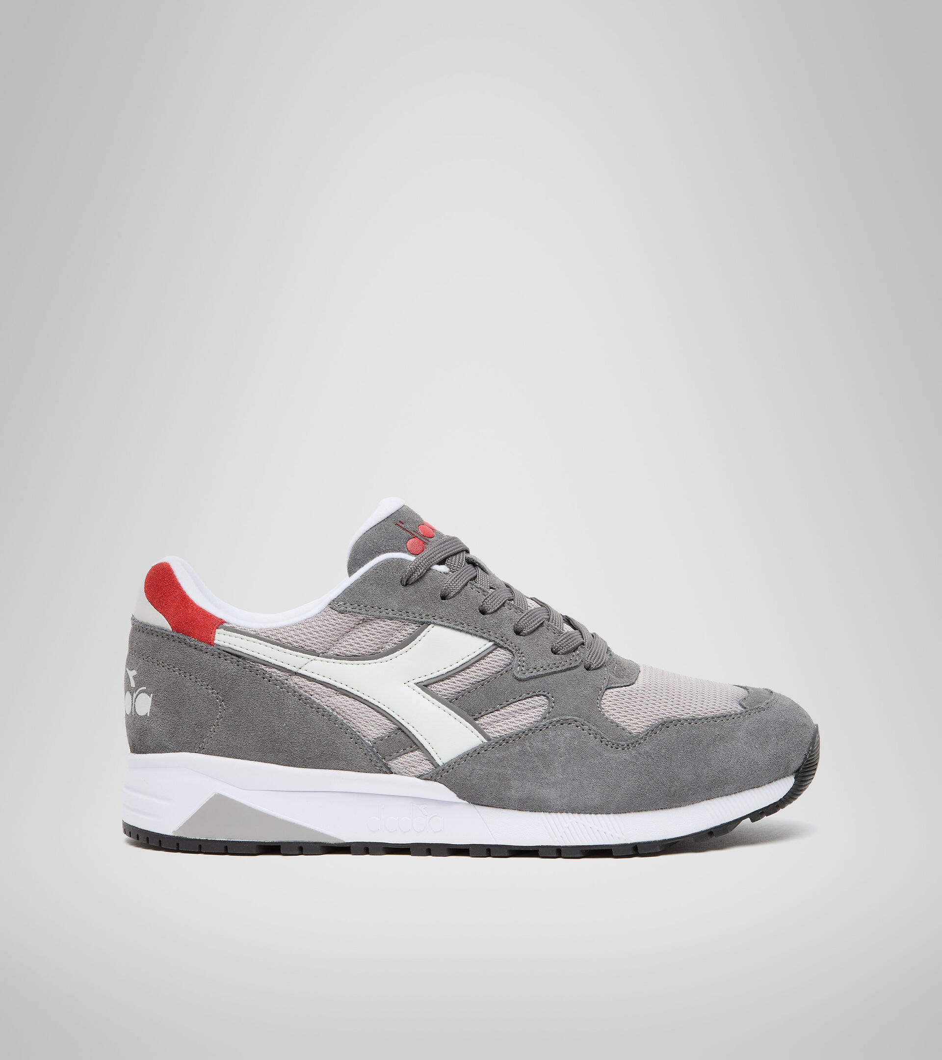 Sneaker - Unisex N902 S HOLZKOHLEGRAU - Diadora