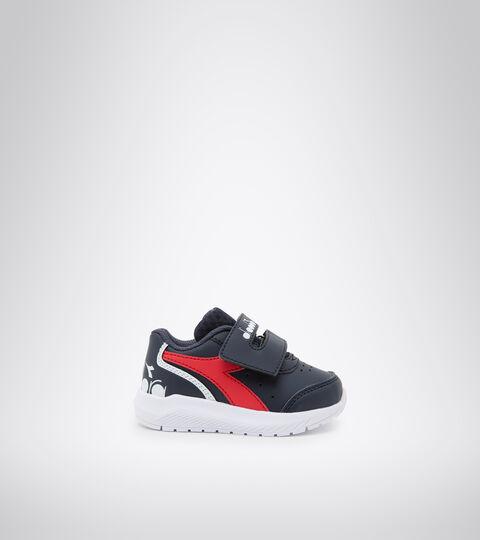 Footwear Sport BAMBINO FALCON SL I BLU CORSARO/ROSSO FIAMMA Diadora