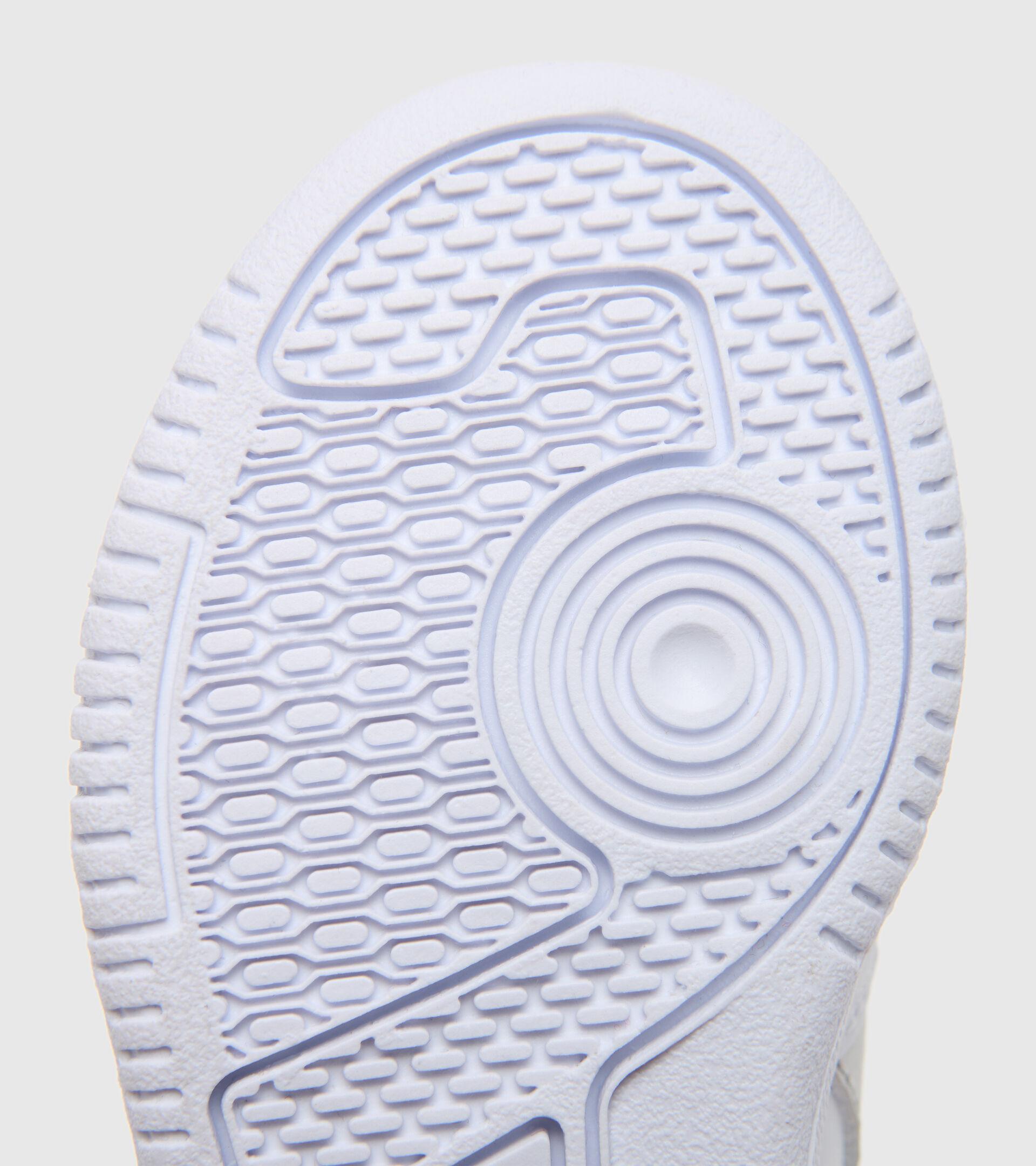 Footwear Sport BAMBINO RAPTOR LOW TD BIANCO/ARGENTO Diadora