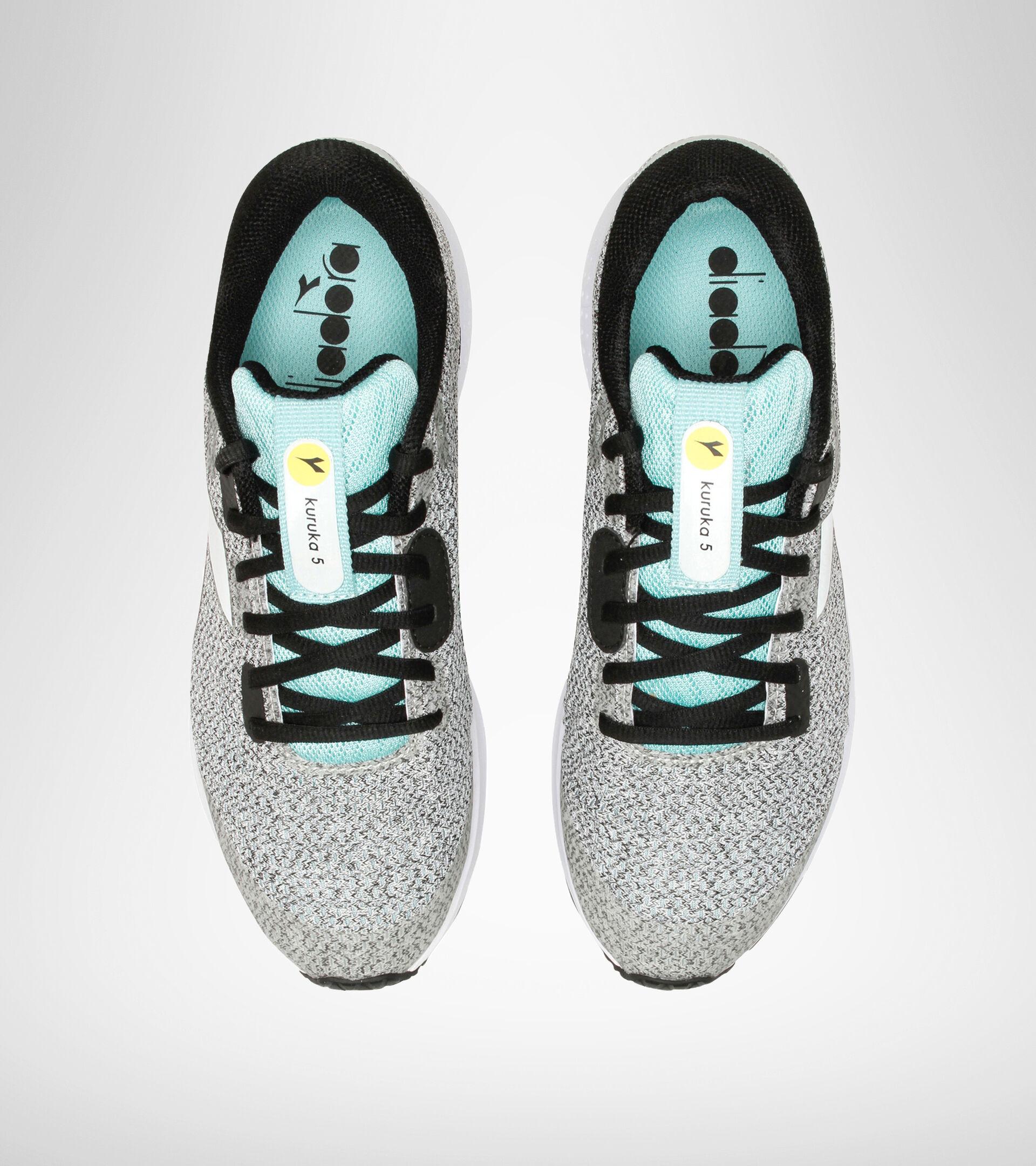 Footwear Sport DONNA KURUKA 5 W ARGENTO DD/BCO/AZZURRO TINT Diadora