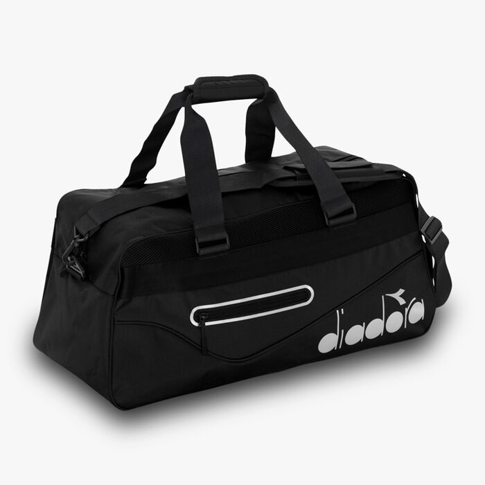 BAG TENNIS, SCHWARZ, large