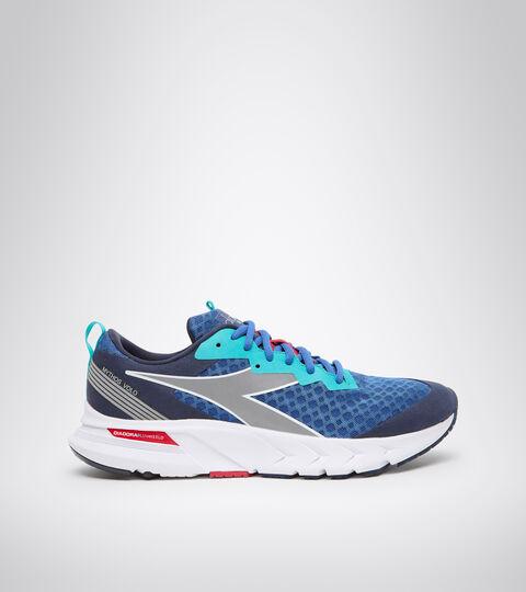 Running shoe - Men's MYTHOS BLUSHIELD VOLO FEDERAL BL/BLUE CORSAIR/SILVER - Diadora