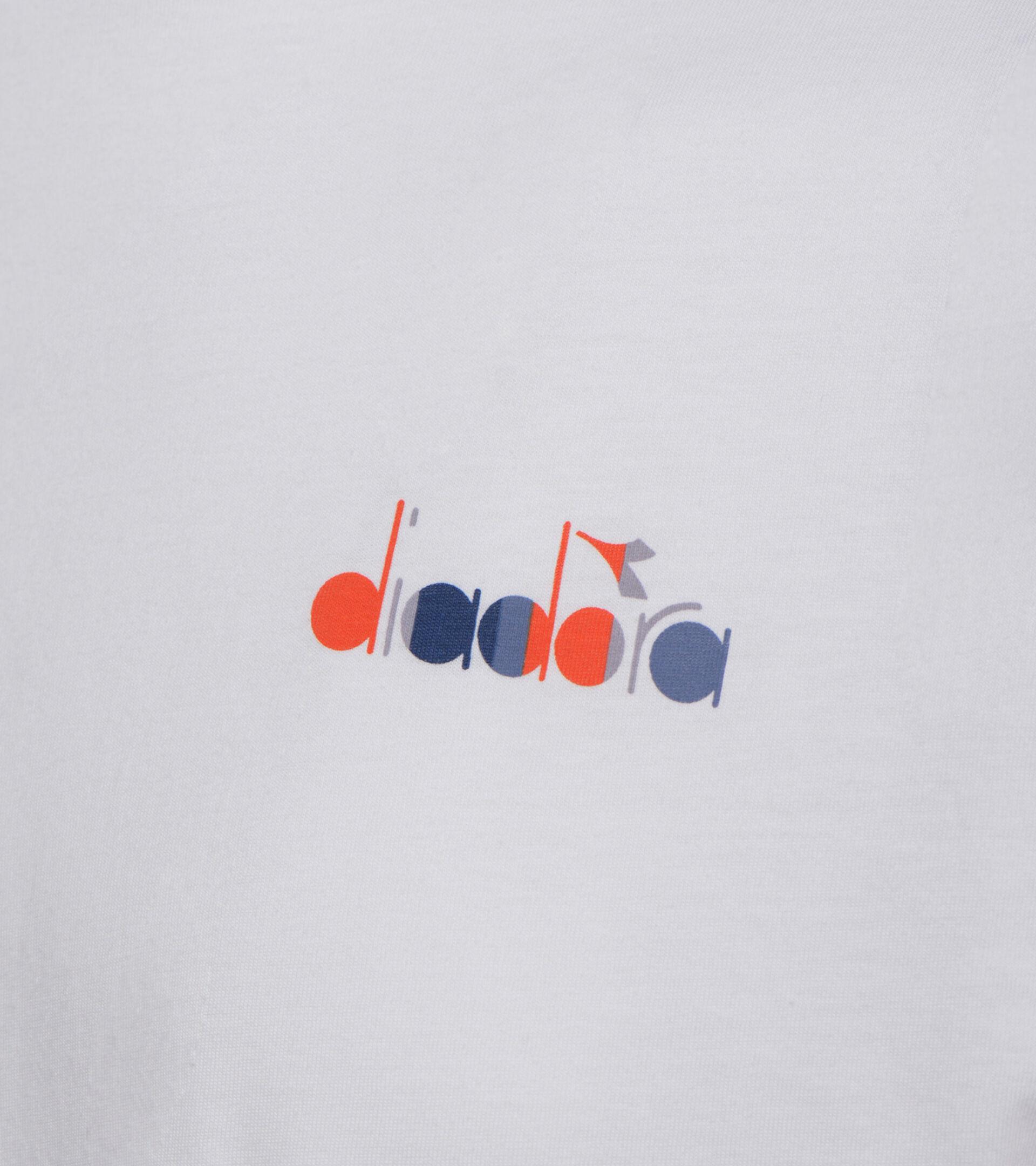 Camiseta básica - Mujer L. T-SHIRT SS SPOTLIGHT BLANCO VIVO - Diadora
