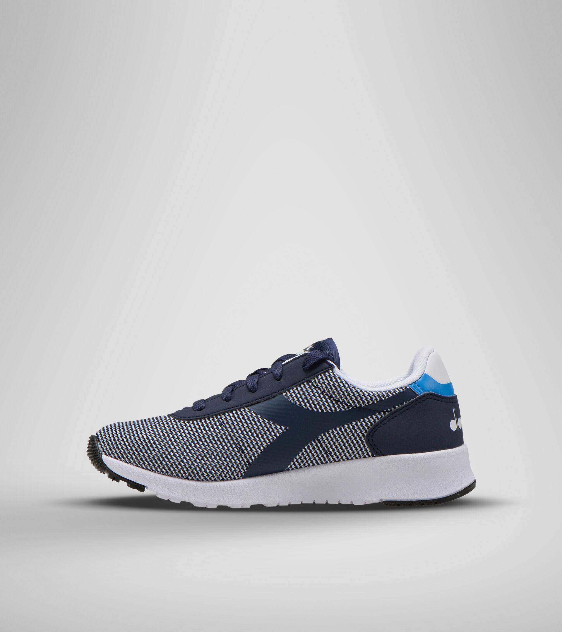 Footwear Sport BAMBINO EVO RUN GS CORSAIR/SKY-BLUE BLITHE Diadora