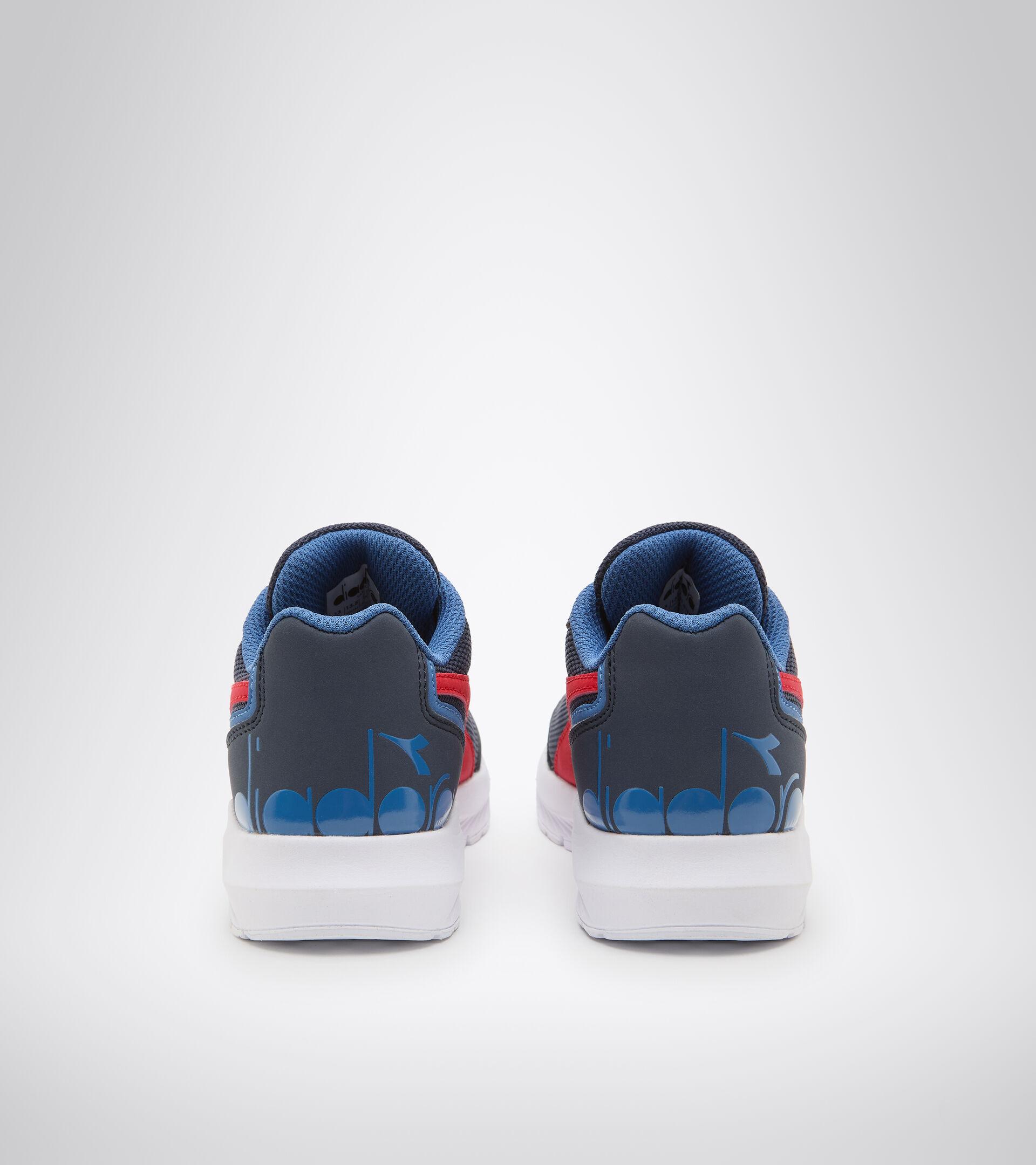 Running shoe - Kids FALCON JR BLUE CORSAIR/FEDERDAL BLUE - Diadora