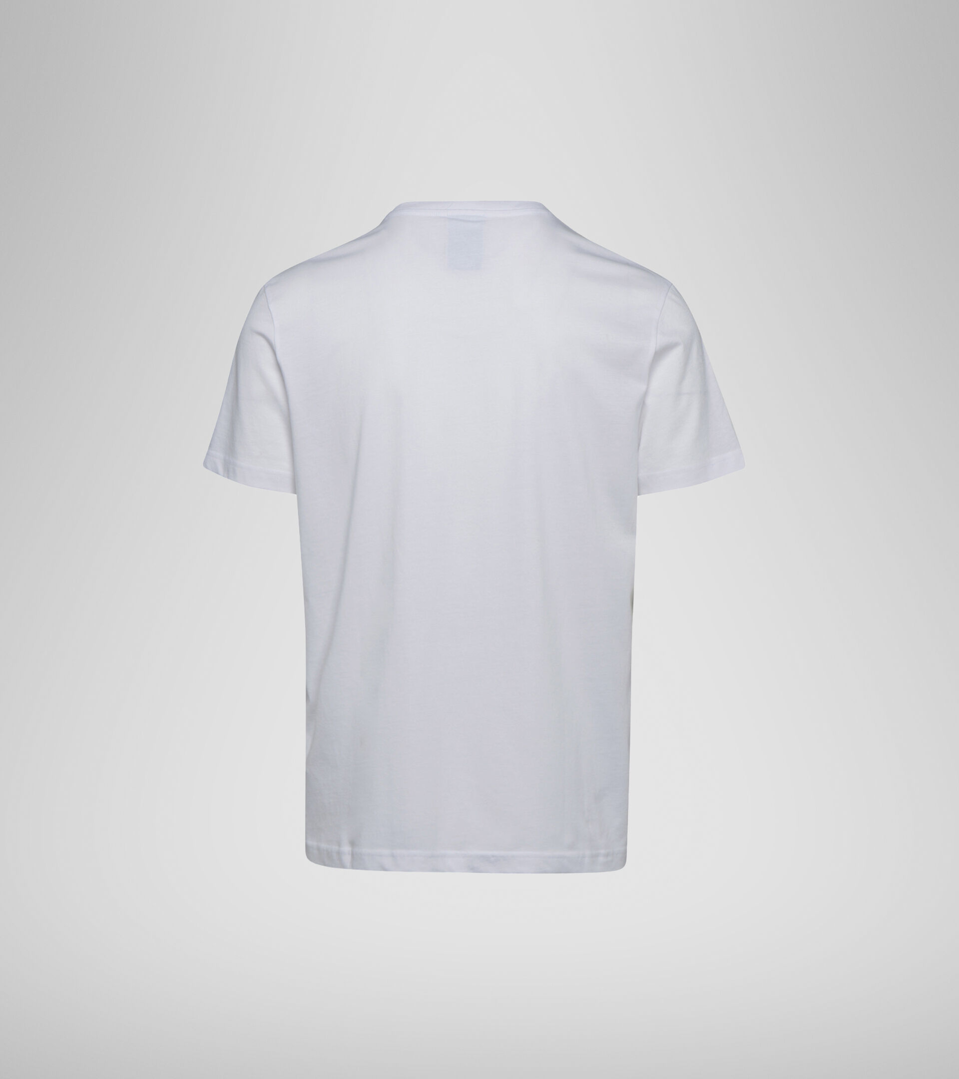 Apparel Sport UOMO T-SHIRT SS FREGIO CLUB OPTICAL WHITE Diadora