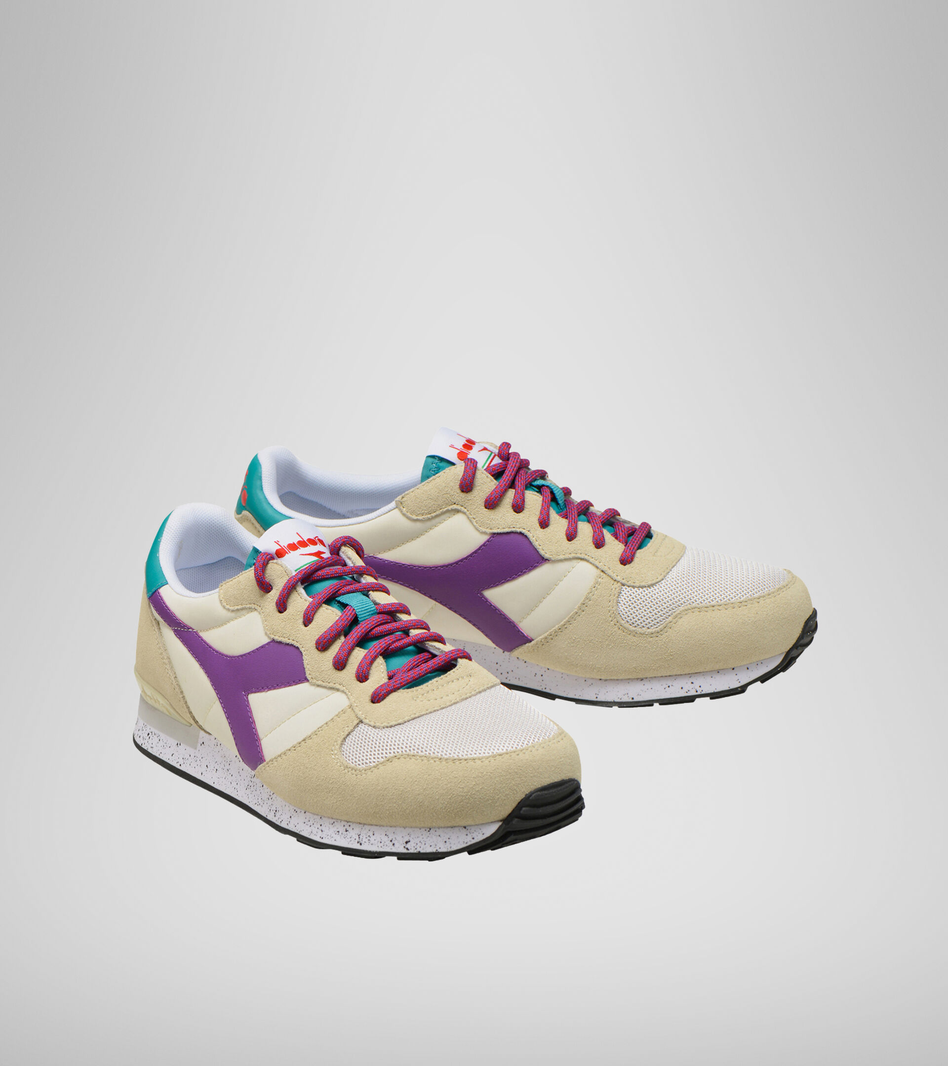 Footwear Sportswear UNISEX CAMARO OUTDOOR BEIGE OSTRICA Diadora