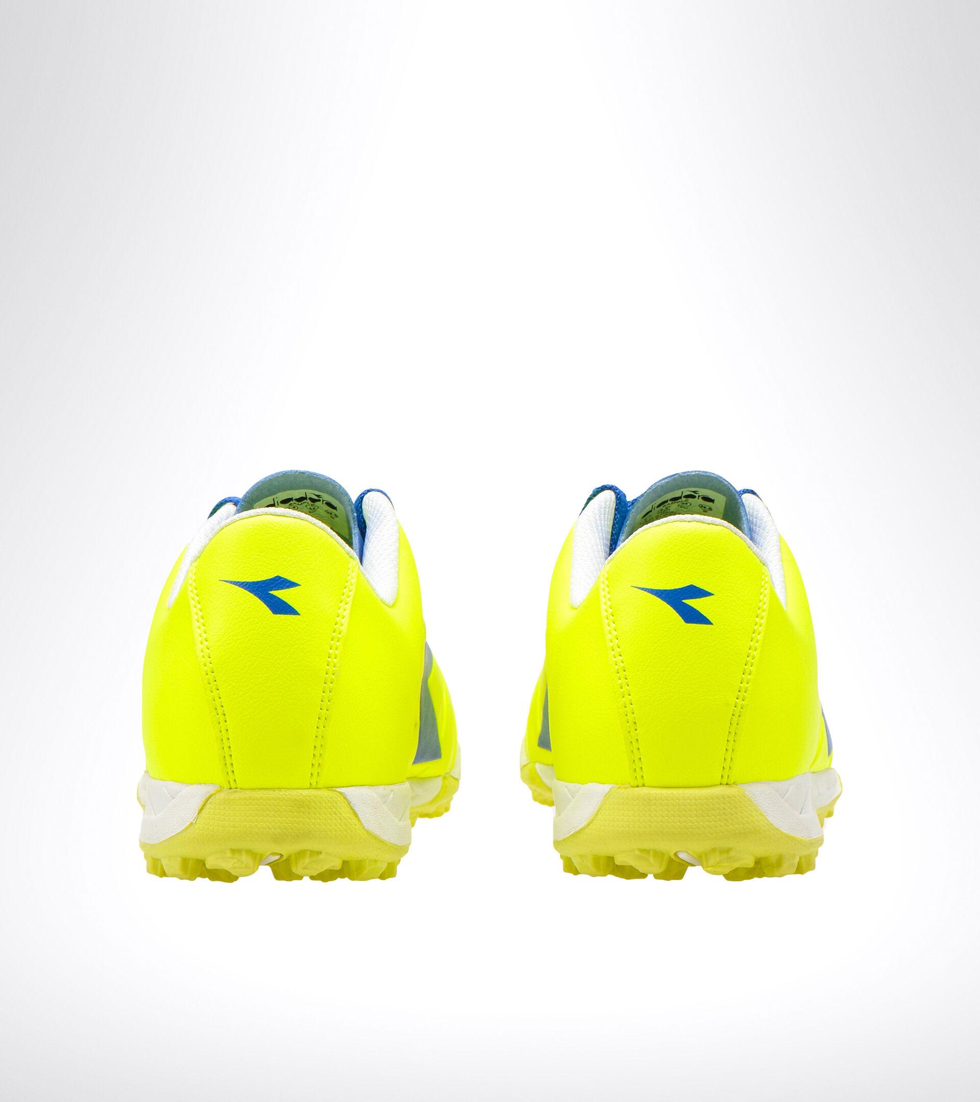 Footwear Sport UOMO PICHICHI 3 TF FLUO YELLOW/ROYAL Diadora