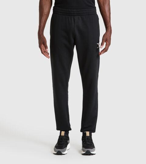 Pantalon de sport - Homme PANTS CUFF CORE NOIR - Diadora