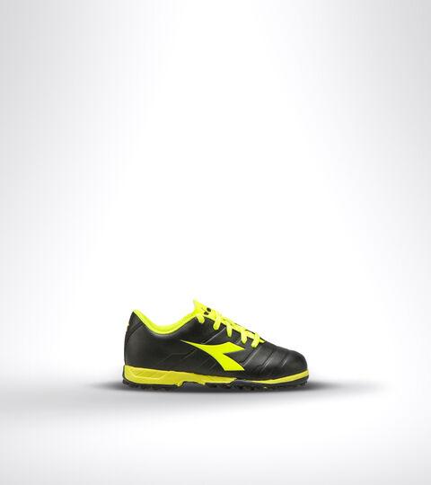 Footwear Sport BAMBINO PICHICHI 3 TF JR NEGRO/AMARILLO FLUO DD Diadora