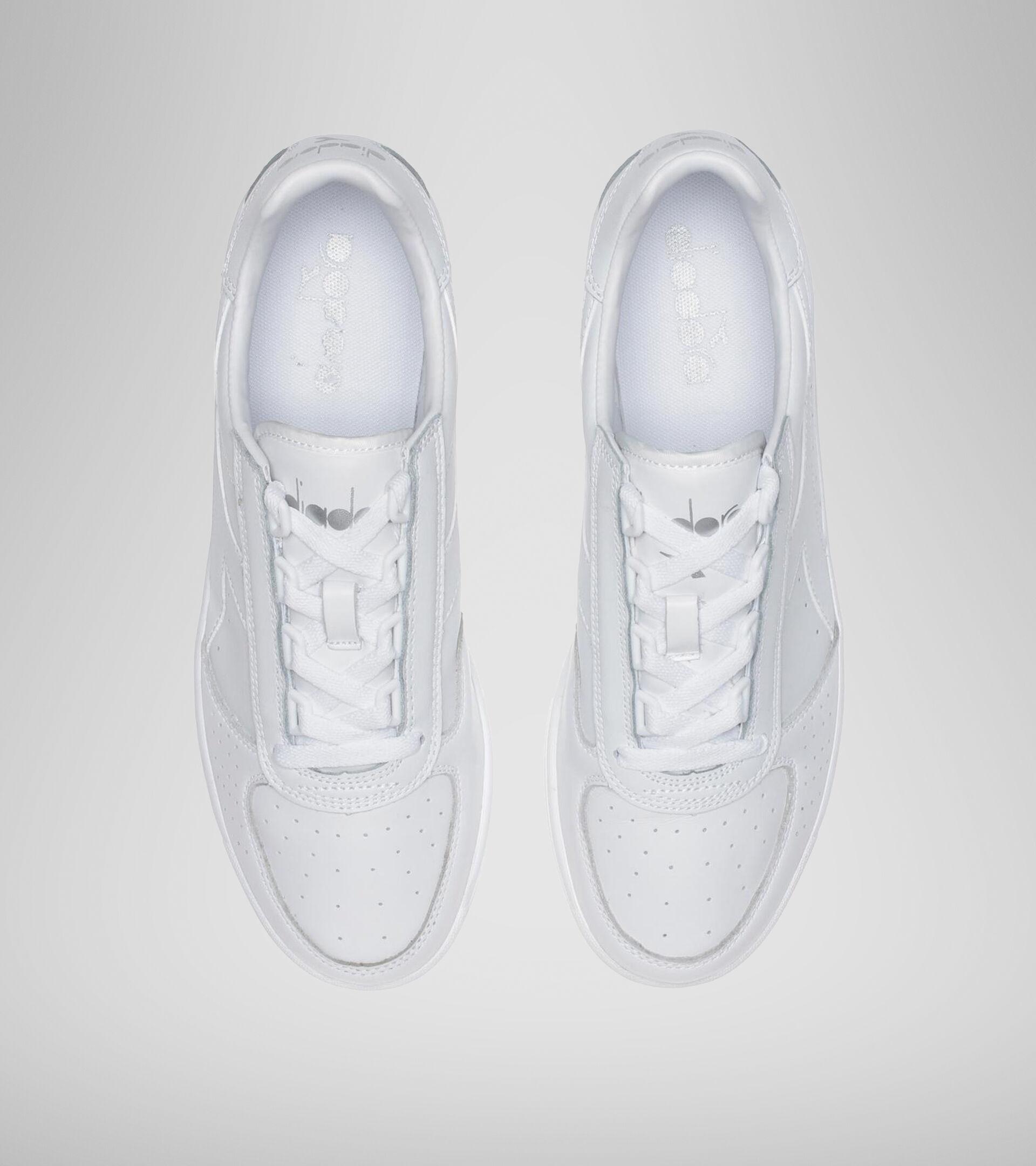 Sneaker - Unisex B. ELITE STRAHLENDE WEIB/MAKELLOS WEIB - Diadora